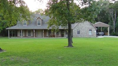 Dayton Single Family Home For Sale: 319 Private Road 635