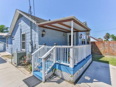 Houston Single Family Home For Sale: 2022 Dismuke Street