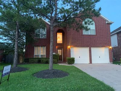 Pearland Single Family Home For Sale: 2211 Rocky Cove Court