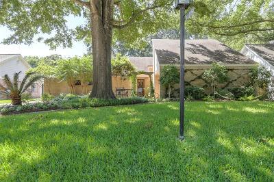 Houston Single Family Home For Sale: 10215 Del Monte Drive