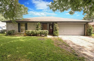 La Porte Single Family Home For Sale: 10111 Rustic Gate Road
