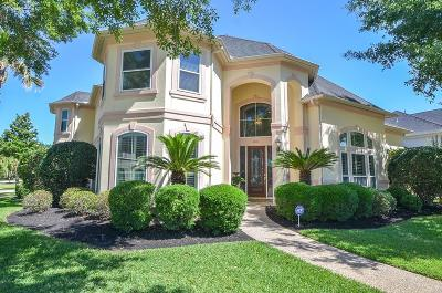 Katy Single Family Home For Sale: 2018 Bendstone Circle
