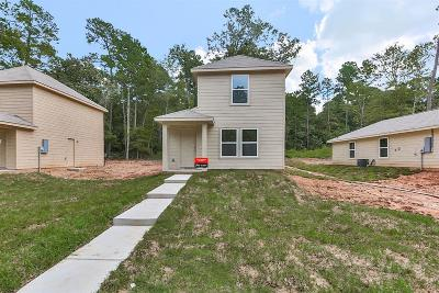 Willis Single Family Home For Sale: 14932 Fannin Road