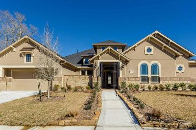 Missouri City Single Family Home For Sale: 2102 Old Town Drive