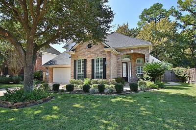Single Family Home For Sale: 7531 Oak Fern
