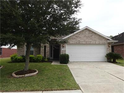 Pearland Rental For Rent: 2723 Lost Maples Drive