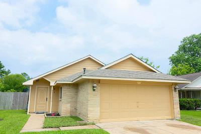 Sugar Land Single Family Home For Sale: 13918 Bay Gardens Drive