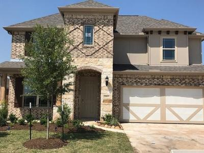 Cypress Single Family Home For Sale: 20622 Riley Copper Drive