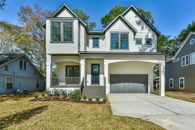 Garden Oaks Single Family Home For Sale: 1554 Sue Barnett