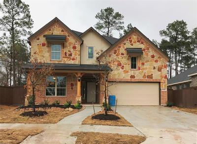 New Caney Single Family Home For Sale: 16866 Big Reed