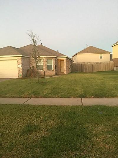 Rosenberg Single Family Home For Sale: 3119 Andell Ridge Lane