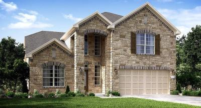 Missouri City Single Family Home For Sale: 2703 Parker Oak Pass