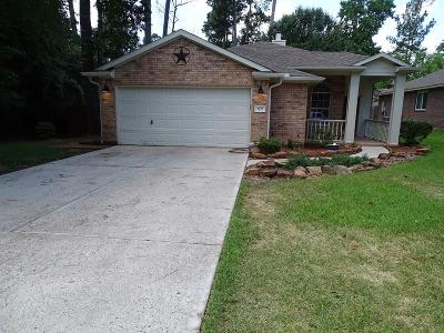 Montgomery Single Family Home For Sale: 3227 Willowbend Road