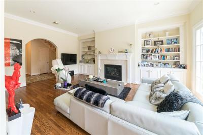 Houston Single Family Home For Sale: 1225 Ripple Creek Drive