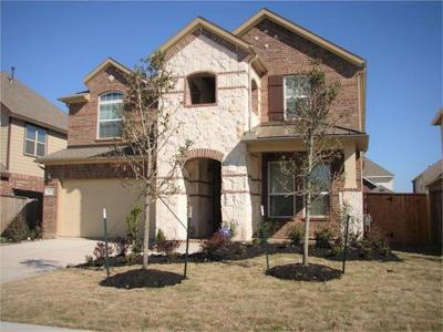 Katy Single Family Home For Sale: 28614 Maple Red Drive