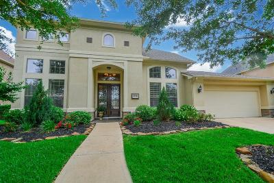 Katy Single Family Home For Sale: 8110 Bulrush Canyon Trail