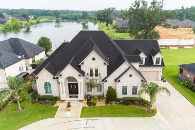 Brazoria County Single Family Home For Sale: 203 Arrowhead Drive