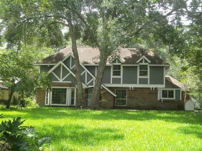 Baytown Single Family Home For Sale: 4629 Bayou Boulevard Boulevard