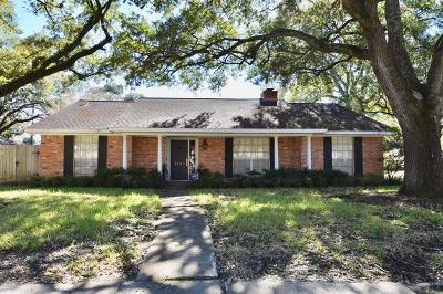 Houston Single Family Home For Sale: 5123 Loch Lomond Drive