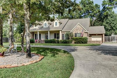 Montgomery County Single Family Home For Sale: 30322 Aldine Westfield Road