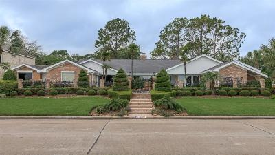 Houston Single Family Home For Sale: 18502 Upper Bay Road