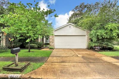 Houston Single Family Home For Sale: 18559 Trail Bend Lane