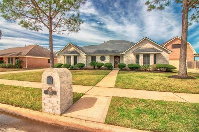 Pearland Single Family Home For Sale: 3312 Windfern Drive