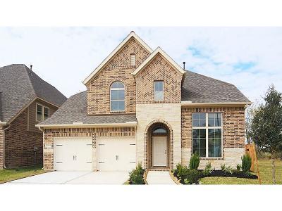 Missouri City Single Family Home For Sale: 10615 Vacarro Court