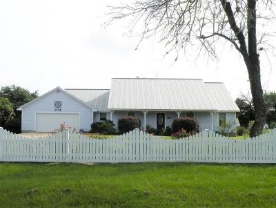 Austin County Country Home/Acreage For Sale: 8599 4th Street