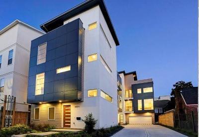 Houston Single Family Home For Sale: 4717 Jackson Street #A