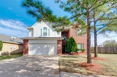 Tomball Single Family Home For Sale: 19506 Dakota Springs Drive