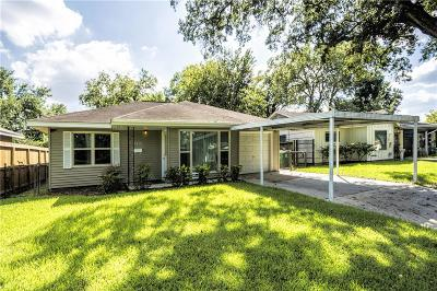 Single Family Home For Sale: 2610 Roy Circle