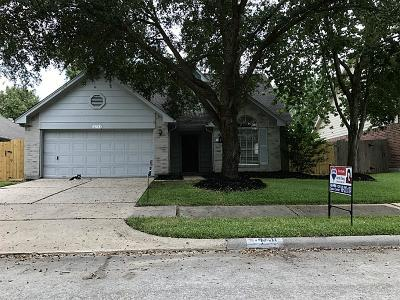 Friendswood Single Family Home For Sale: 4731 Ten Sleep