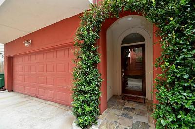 Houston Single Family Home For Sale: 404 Parker Street