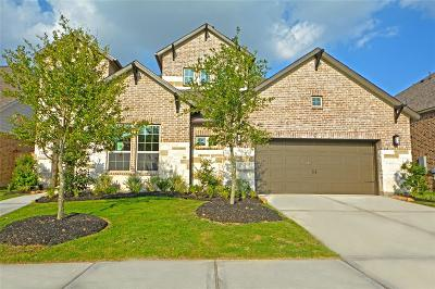 Fulshear Single Family Home For Sale: 2123 Acadian Way
