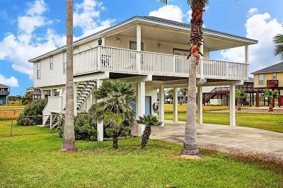 Galveston Single Family Home For Sale: 22820 Fresca
