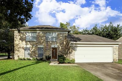 Houston Single Family Home For Sale: 9514 Poynes Drive
