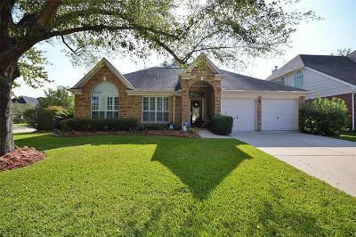 League City Single Family Home For Sale: 5101 Winterwood Drive