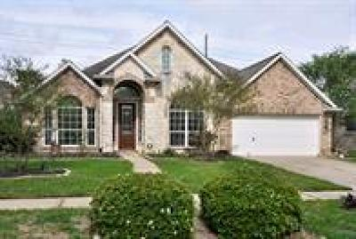 Katy Single Family Home For Sale: 23814 Sunset Sky