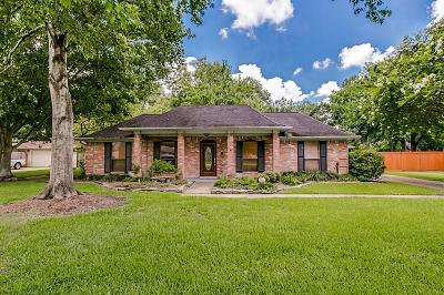 Single Family Home For Sale: 12107 Adams Run Drive