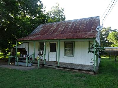 Schulenburg Single Family Home For Sale: 905 Wolf Street