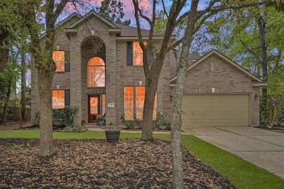 The Woodlands Single Family Home For Sale: 139 Prairie Dawn Circle