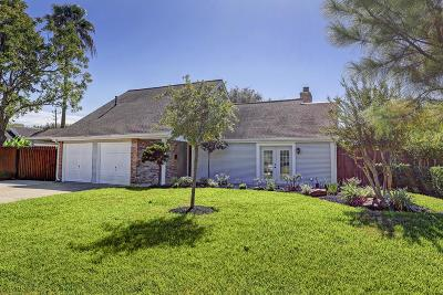 Jersey Village Single Family Home For Sale: 15605 Elwood Drive