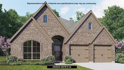 Tomball Single Family Home For Sale: 19422 Gray Mare Drive
