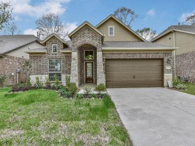 New Caney Single Family Home For Sale: 23419 Banks Mill