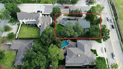 Houston Single Family Home For Sale: 11801 Barryknoll Lane