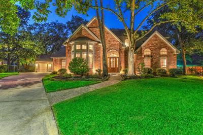 Kingwood Single Family Home For Sale: 5319 Walnut Hills Drive
