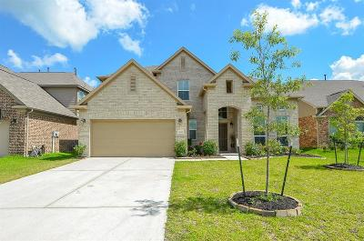 Conroe Single Family Home For Sale: 10055 Hyacinth Way
