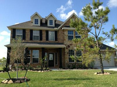 Baytown Single Family Home For Sale: 4711 Red Fox Circle