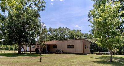 Sweeny Single Family Home For Sale: 10531 County Road 743